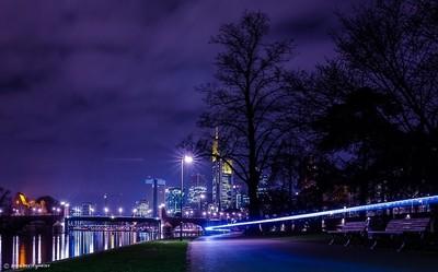 Wintertime - #Frankfurt