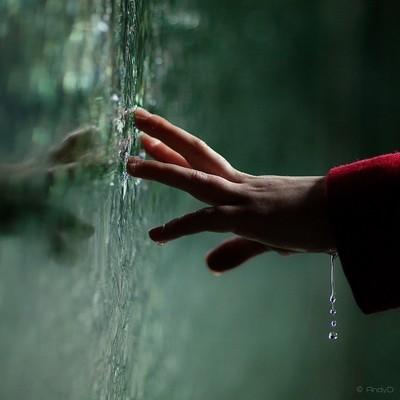 Melting Glass...