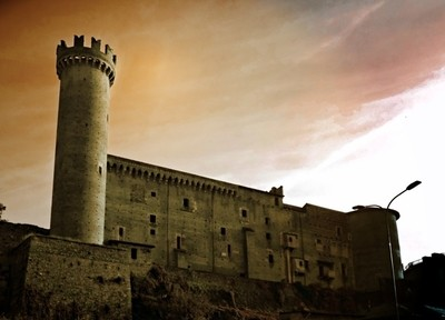 The fortress of Ivrea