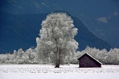winters hut