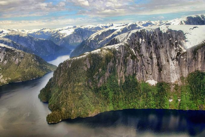 Birds Eye View by Imagecreator13 - Spectacular Cliffs Photo Contest