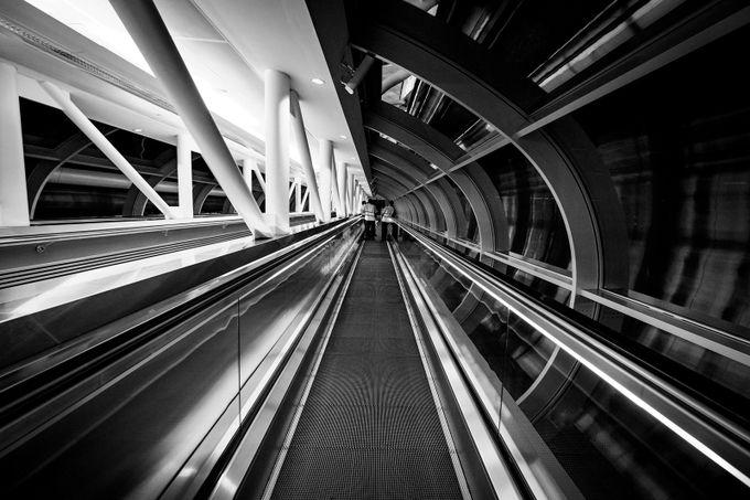 Lines | Curves by Andri_Iskandar - Public Transport Hubs Photo Contest