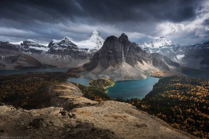 Assiniboine by DanielKordan - Alluring Landscapes Photo Contest