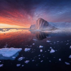 Greenland sailing expedition