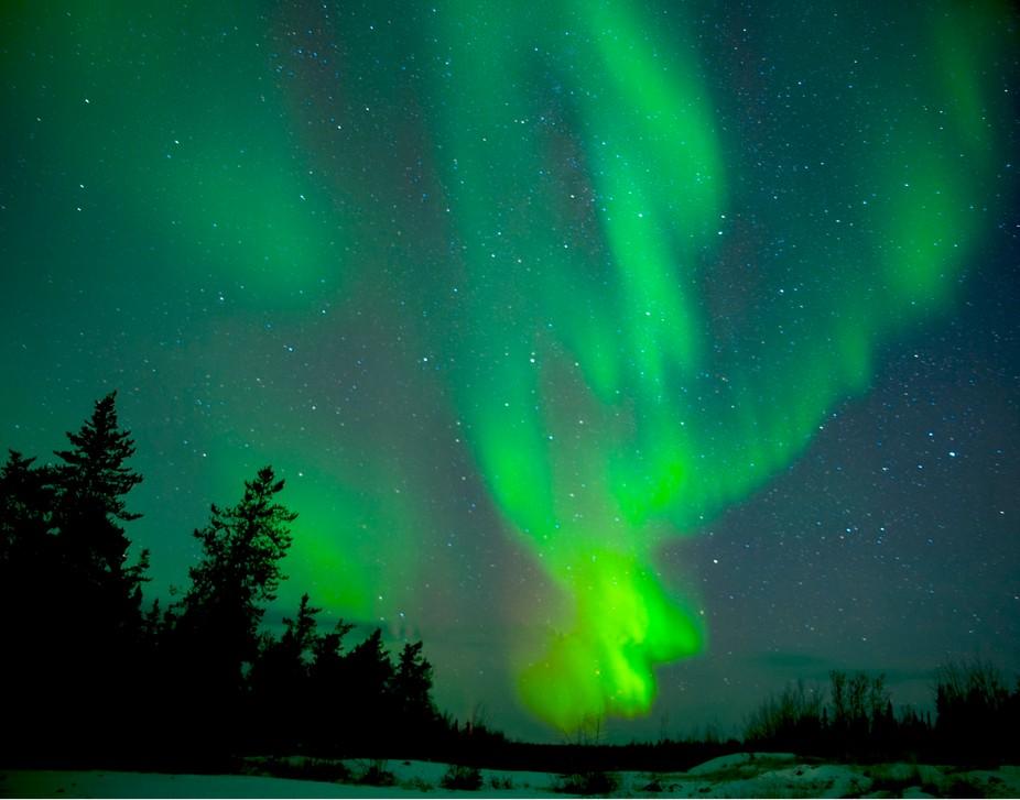 Aurora Dancing
