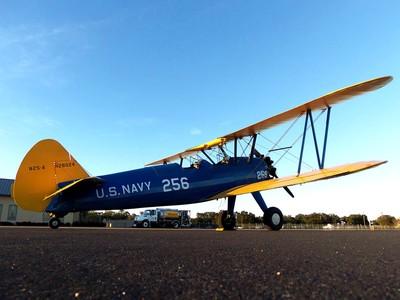 Preston Aviations Boeing Stearman