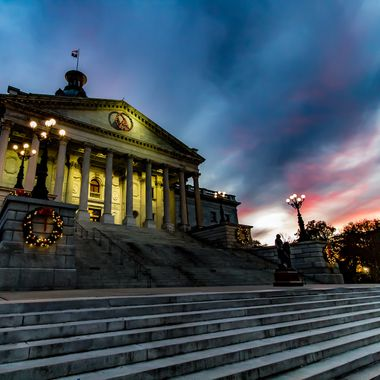 South Carolina Statehouse iv