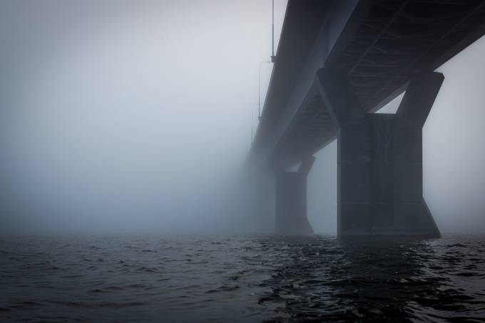 Fog by markotakala - Mist And Drizzle Photo Contest