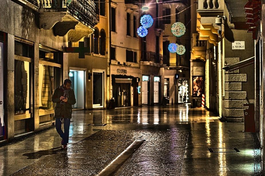 Via Mazzini Verona
