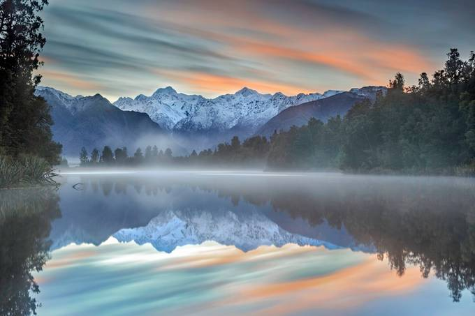 Cook's Reflection by gregmetrophotography - Alluring Landscapes Photo Contest