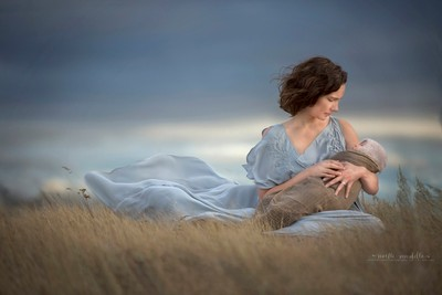 A Mother's Love: Noelle Mirabella Photography