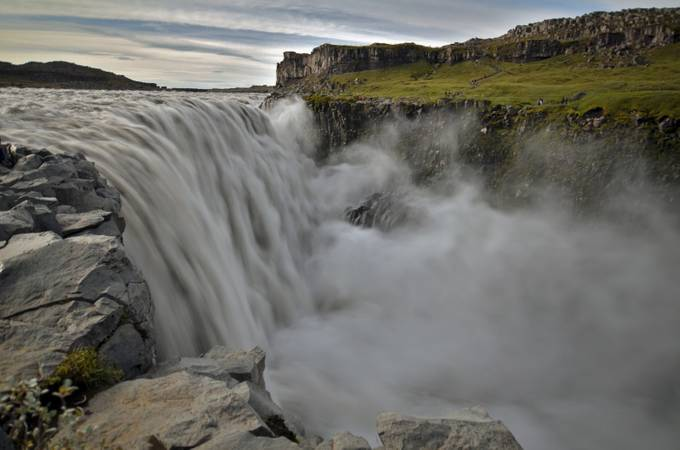 Dettifoss by BuddyBaum - Resource Travel Inspiration Photo Contest vol2