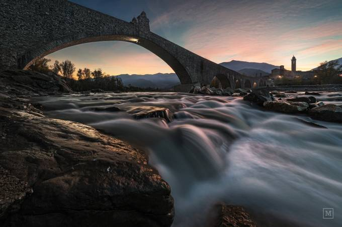 Devil's bridge by bluedogmilan - Alluring Landscapes Photo Contest