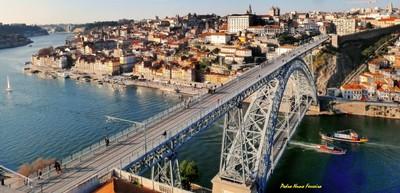 D Luís I Iron Bridge