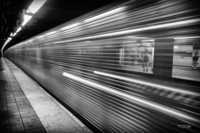 New York Subway....... by Cirrus - New York Photo Contest