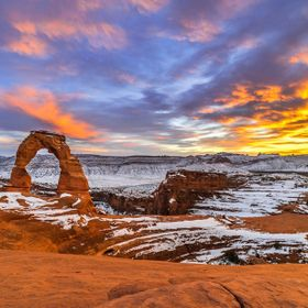 Small- Arches National Park