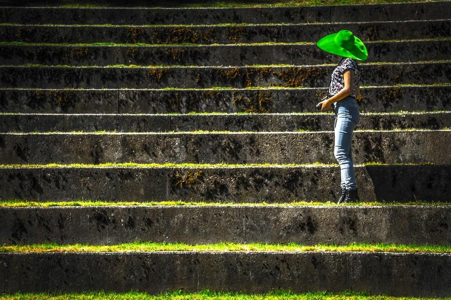 Steps - JJ & Green Hat