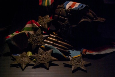 Relics of the second world war