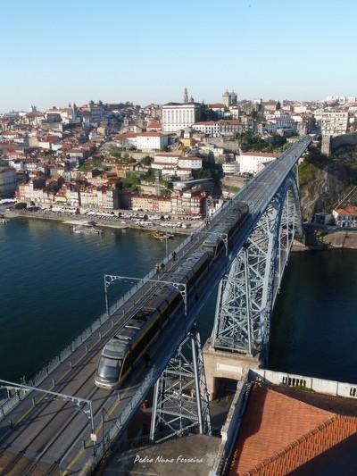 Luís I Iron Bridge