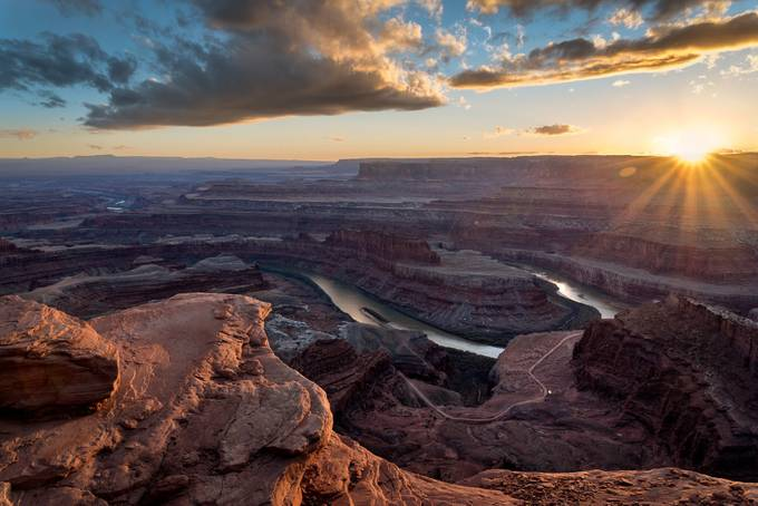Dead Horse Point State Park by mingcai - Alluring Landscapes Photo Contest