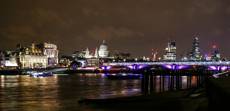 Night time photography is something I love doing but still need to get to grips with I think :)