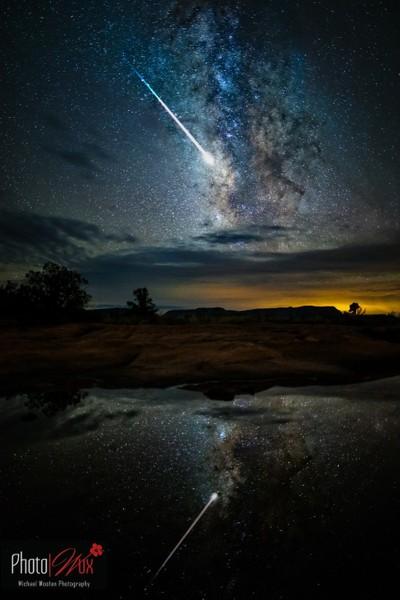Milky Way Over Toroweap