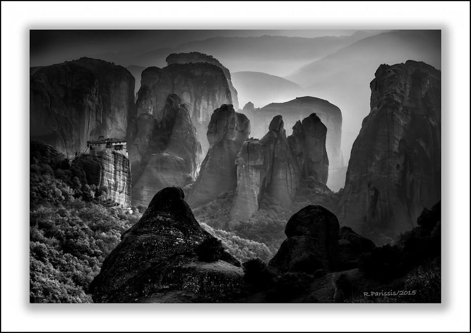 central Greece - Meteora