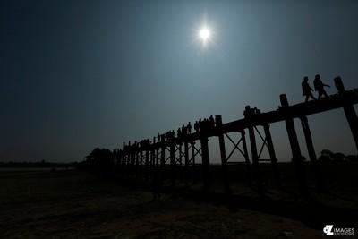 U Bein - Myanmar