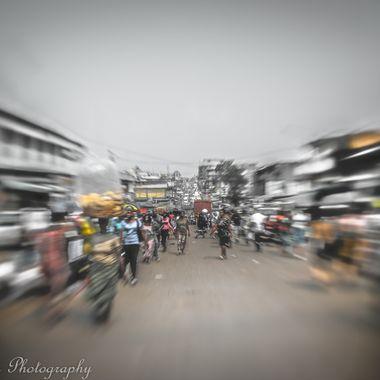 Market Abidjan