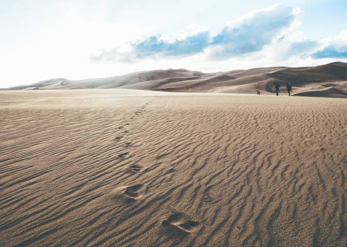 Great Sand Dunes National Park by mattpryor