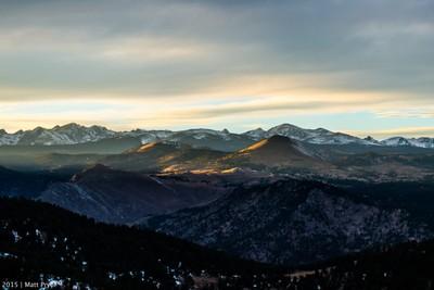 Light on the Rockies