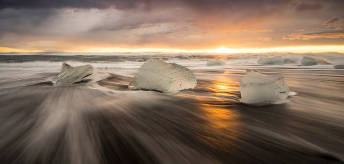 Golden Ice by NatashaHaggard