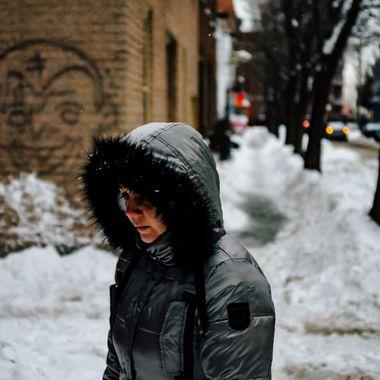 lucia in winter