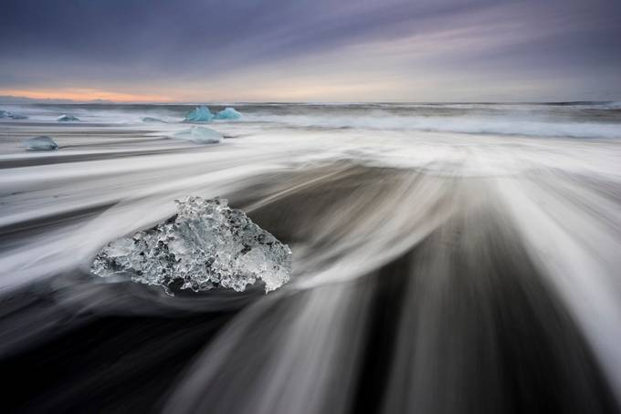 White Ice by NatashaHaggard - The Moving Clouds Photo Contest