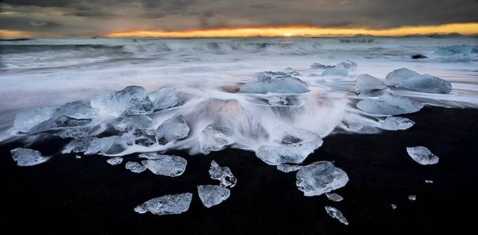 Diamonds on the Beach by NatashaHaggard - Adventure Land Photo Contest Outside Views