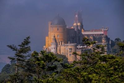 Palacio de Pena - Sintra - Portugal