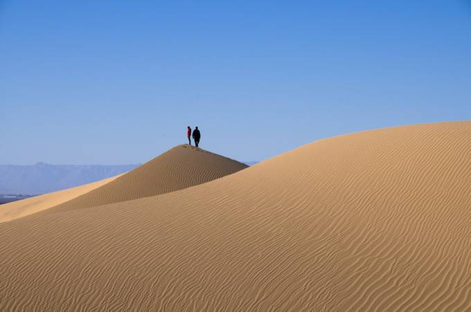 Wind and sand dunes by moniqueelferink - Wilderness Explorer Photo Contest