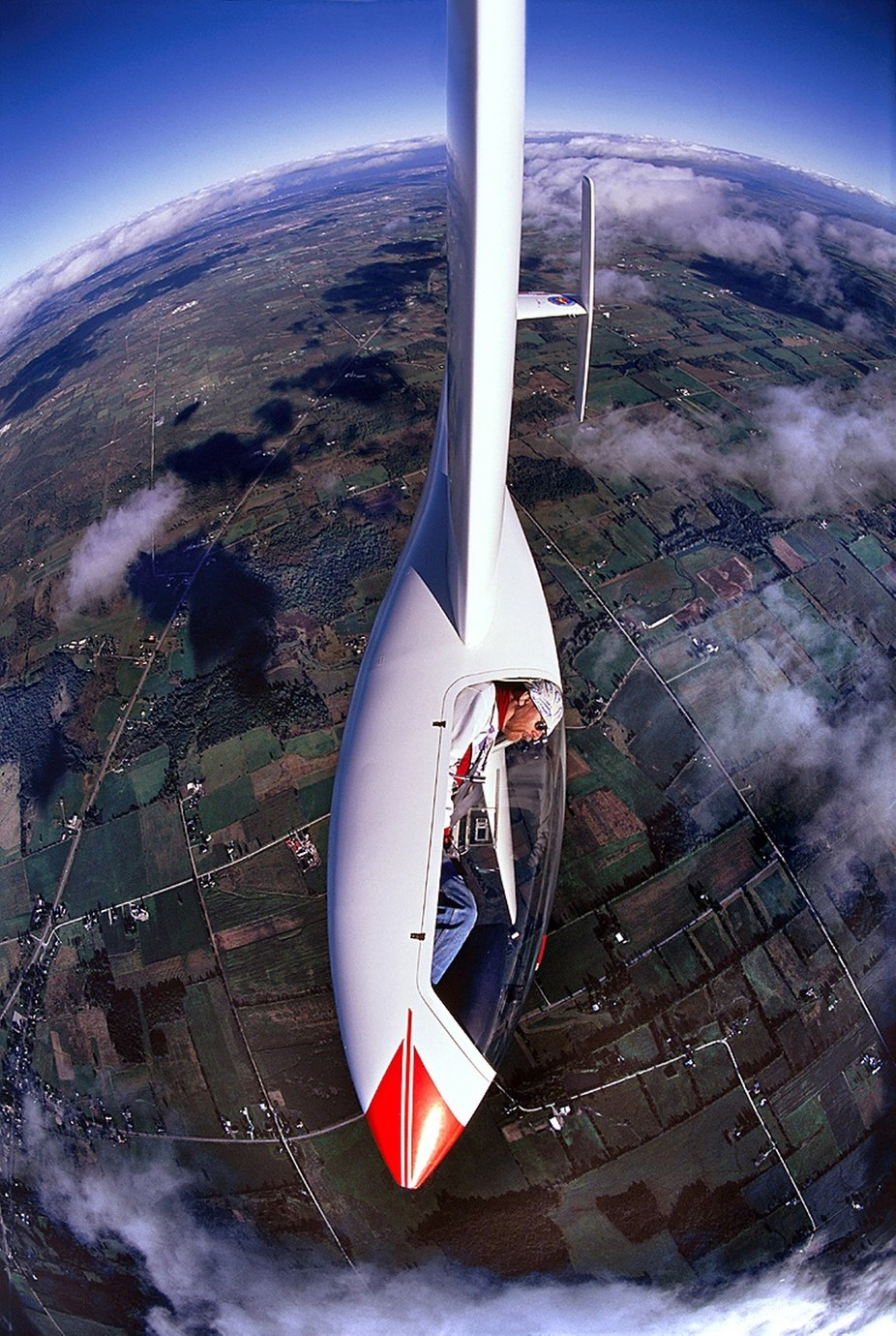 Soaring by stephenliard - Clever Angles Photo Contest