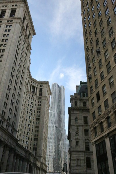 Tall buildings NYC