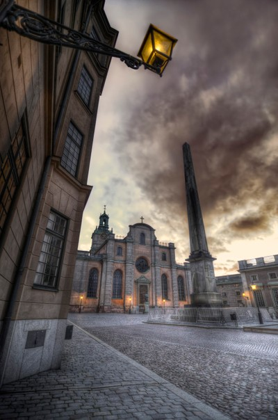 Old Town Storkyrkan