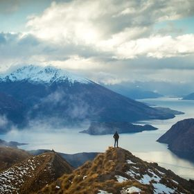Roy's Peak Track / New Zealand