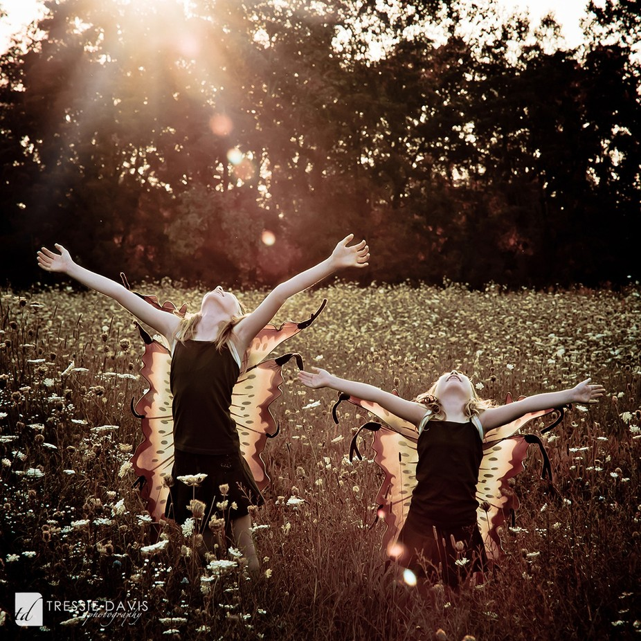 Arms Wide Open by tressiedavis - 500 People We Love Photo Contest