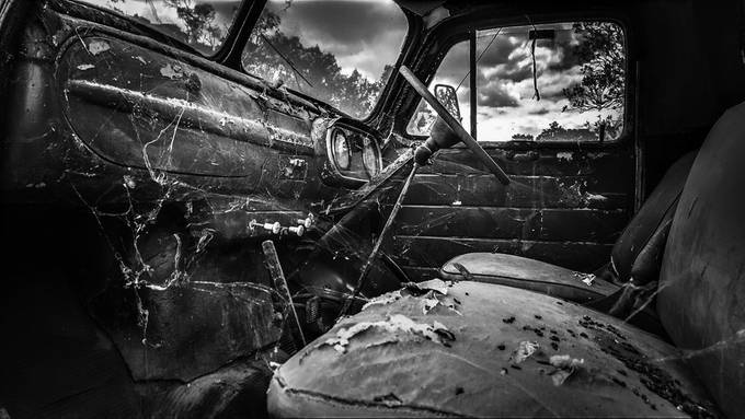 Old Bedford by ValleyGirl76 - A Black And White World Photo Contest