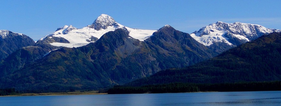 Bettles Glacier, Prince William Sound Alaska