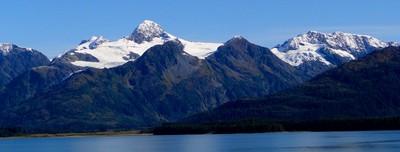 Bettles Glacier, Prince William Sound Alaska