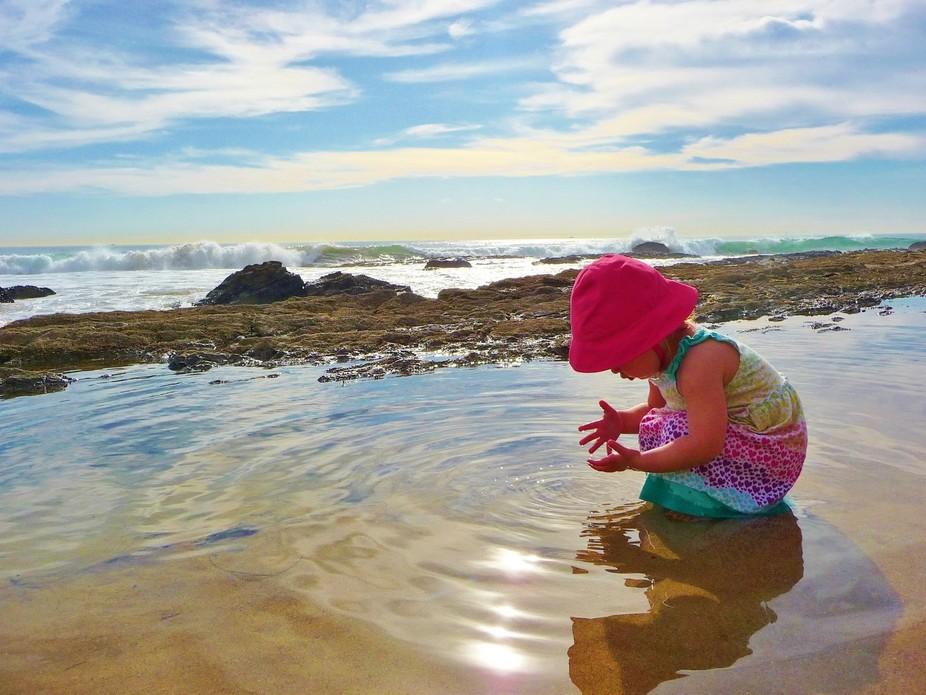 Crystal Cove, Laguna Beach, California