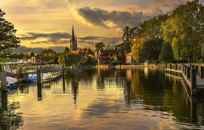 Marlow Late Afternoon