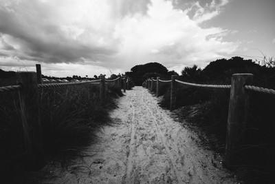Sandy Pathways