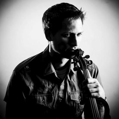 Male Violin Portrait