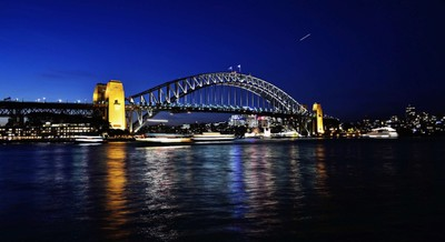 Bridge Twilight